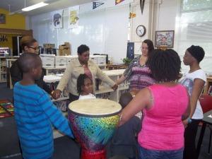 Nia Assembli circle dance
